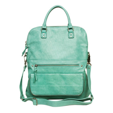 Sac Nat&Nin CARRIE turquoise