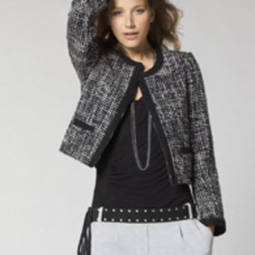 Veste Tweed 3 Suisses 54,90