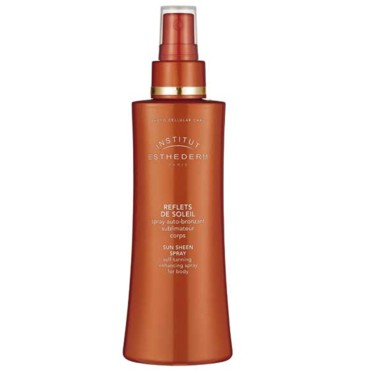 spray autobronzant d'Esthederm