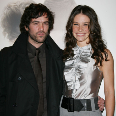 Evangeline Lilly et Romain Duris