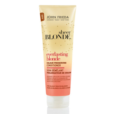 Soin démêlant prolongateur de couleur Everlasting blonde sheer blonde John Frieda