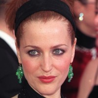 Photo : Gillian Anderson
