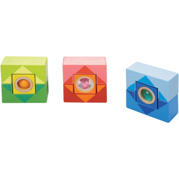Blocs de construction / Jeu de couleurs