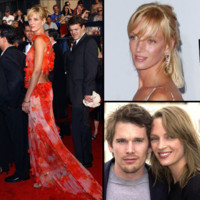 Uma Thurman, jeune maman : son best-of look beauté