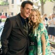 people : Chris Noth et Sarah Jessica Parker