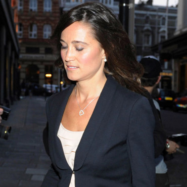 Pippa Middleton fresh and sexy