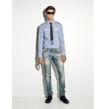 Mode Homme jean 11