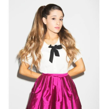 Ariana Grande it girl 2014 ?