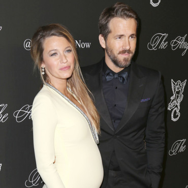 Blake Lively et Ryan Reynolds au Angel Ball de la fondation Gabrielle's Angel à New York le 20 octobre 2014