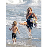 Photo : Kate Hudson et son fils Ryder
