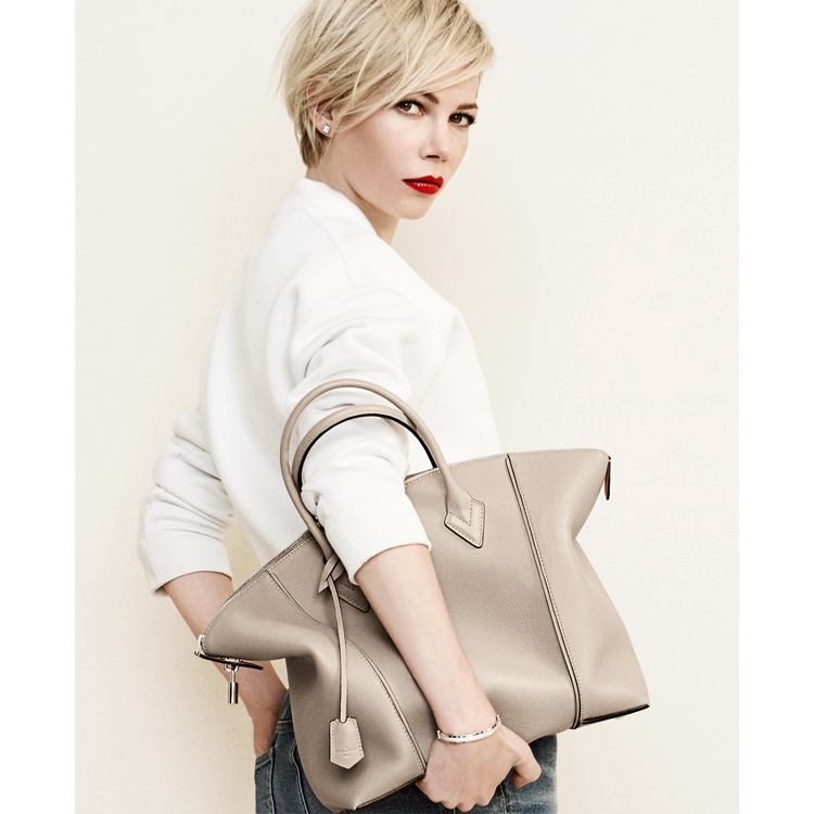 Michelle Williams campagne LV 2014 Lockit