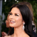 Catherine Zeta Jones aux Golden Globes