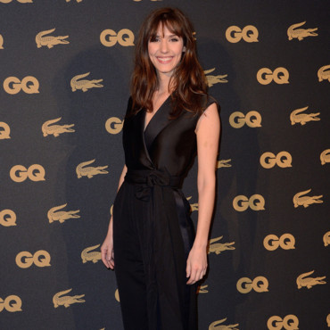 Doria Tillier à la GQ Men of the year party à Paris le 20 novembre 2013