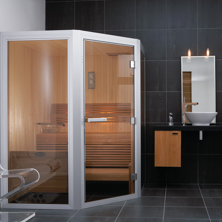 comment am nager un spa domicile la douche tylo de nordique france d co. Black Bedroom Furniture Sets. Home Design Ideas