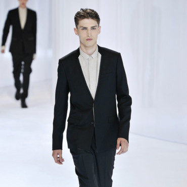 Silhouette Dior Homme