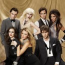 Gossip Girl avec Blake Lively, Chace Crawford, Ed Westwick, Jessica Szohr, Leighton Meester et Taylor Momsen.
