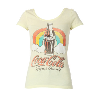 Le tee-shirt Only 25 euros chez Monshowroom