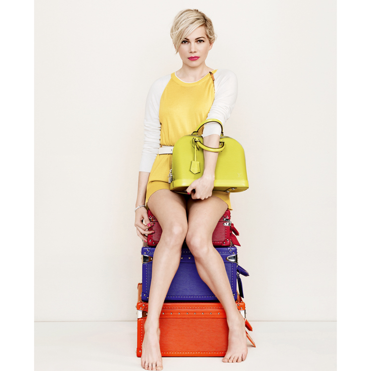 Michelle Williams LV 2014 Alma