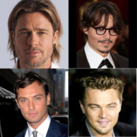 Brad Pitt, Jude Law, Johnny Depp... : qui pourrait incarner Christian Grey ?