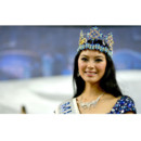 Miss World Miss Monde 2012 Yu Wenxia (Miss China) août 2012