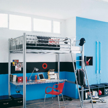 Amazing excellent dco chambre garcon fly with chambre ado for Meubles fly montreal