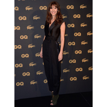 Doria Tillier et sa combinaison pour la soirée GQ Men of The Year à Paris le n20 novembre 2013