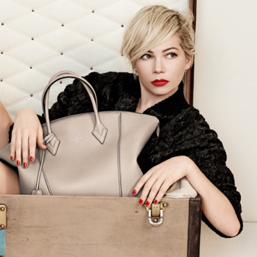 Michelle Williams campagne LV 720