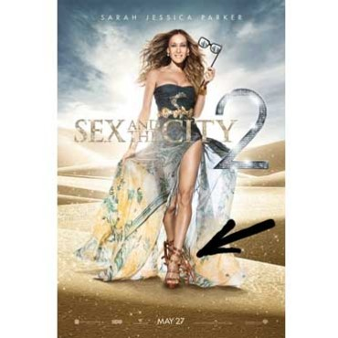 Affiche Sex and the city 372