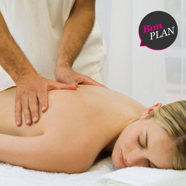 Bien-être Massage bons plans stickers