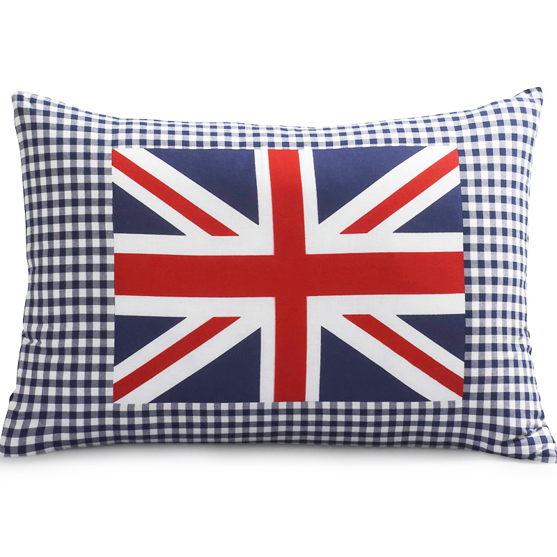 d co british le drapeau union jack s 39 affiche du sol au plafond la housse de coussin union. Black Bedroom Furniture Sets. Home Design Ideas