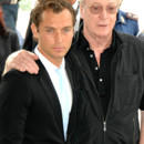 People : Jude Law et Michael Caine