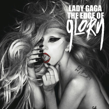 La pochette de The Edge Of Glory, le nouveau single de Lady Gaga